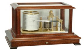 The Blakeney, a handsome and practical barograph
